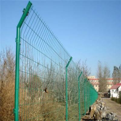厂区围栏网价格 低碳钢丝防护网 安全护栏网厂家