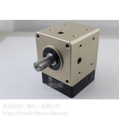 台湾ROCHE 切割机械专用90度直角/转角减速机,90度转角头