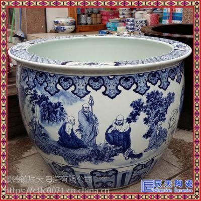 陶瓷缸过滤diy 陶瓷缸图片 陶瓷缸价格 景德镇陶瓷缸批发