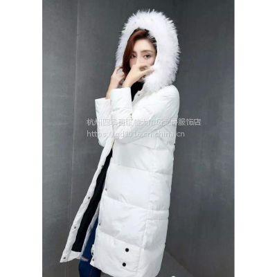 杭州一线品牌三标齐全伊玫尔羽绒服商场专柜品质杭州供货商