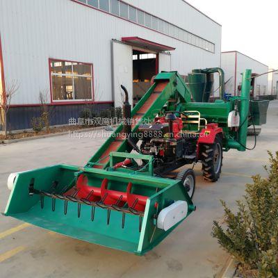牡丹江推出大型自走式玉米脱粒机可调产品