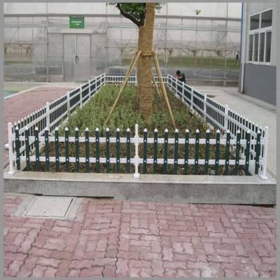 江西景德镇浮梁幼儿园塑钢护栏 喷塑草坪护栏厂家 草坪护栏网批发、绿化栅栏