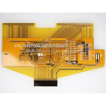 快速批量生产FPC单 双面 多层高精密线路板 电路板 保证质量
