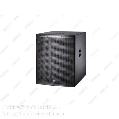 帝琪/DIQI 专业音响系统 有源低频音箱 DQ-1600