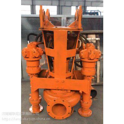 渣浆泵厂家-液压渣浆泵-挖机渣浆泵