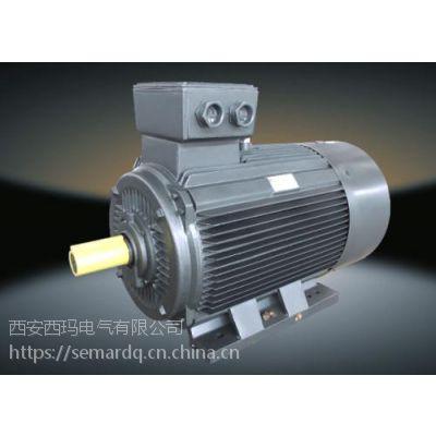 供应西安西玛电机Y2系列(400-450)380v紧凑型三相异步电动机
