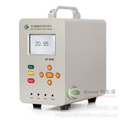 科尔诺GT-2000二氧化氯气体分析仪