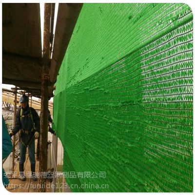400克绿色聚酯纤维高阻燃防尘网厂家定制