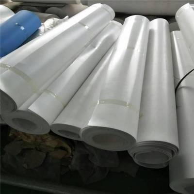 河北 加工不变形PTFE工程用四氟板 昌盛 四氟楼梯板