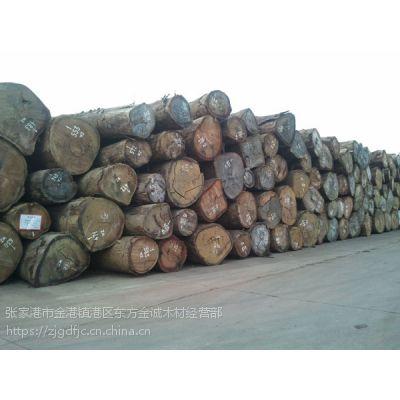 现货供应进口奥古曼原木 奥古曼大板板材