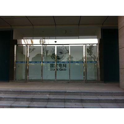 白云维修自动玻璃门,自动门防夹原理18027235186
