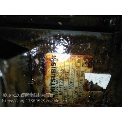 快速三菱伺服电机维修HA-FF23C-S5 议价