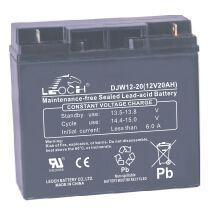 理士蓄电池12V20AH 蓄电池DJW12-20直流屏 UPS电源