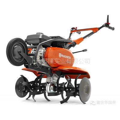 胡斯华纳TF230微耕机 多功能微耕机 田园管理机