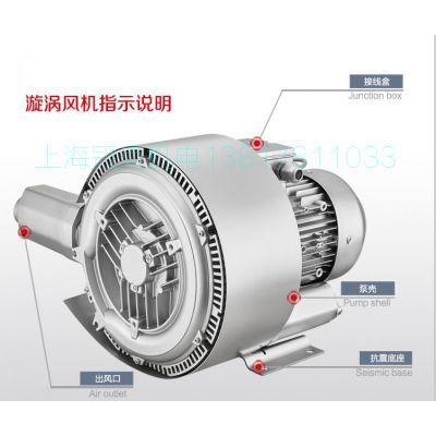 污水高压鼓风机漩涡气泵