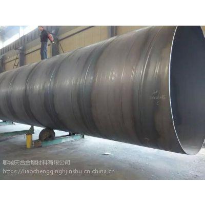 河南清丰县Q235B螺旋钢管现货