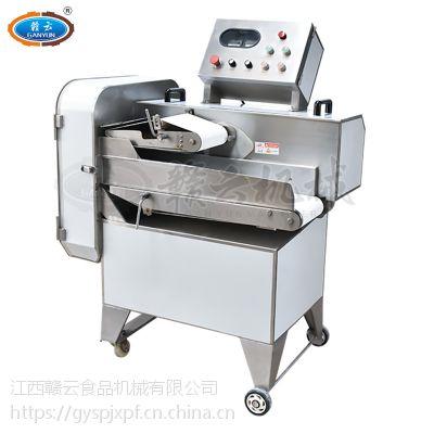 中央厨房商用设备配送中心自动切肉切菜的机器全自动多功能切菜机