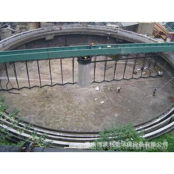 专业设计 高效浓缩污泥处理设备 中心传动刮泥机