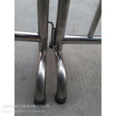 信阳不锈钢移动护栏厂家直销价格优惠