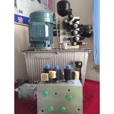 低价出售动力单元——超高压、微型液压站制造商包头和维德批发