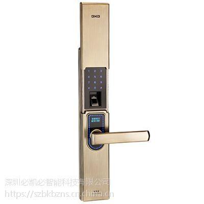 K-1801智能锁(青古铜) -智能锁供应-深圳必凯必