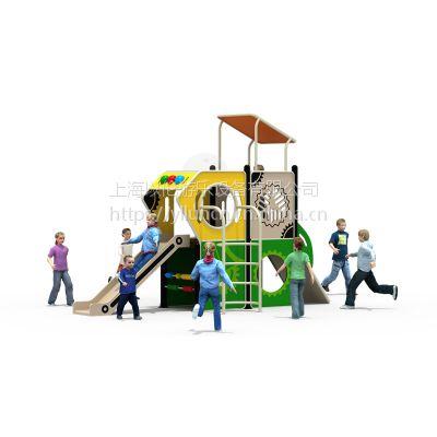 以伦游乐户外儿童PE板工程塑料组合滑梯,新款游乐设施,580*130*320cm幼儿园室内家具等