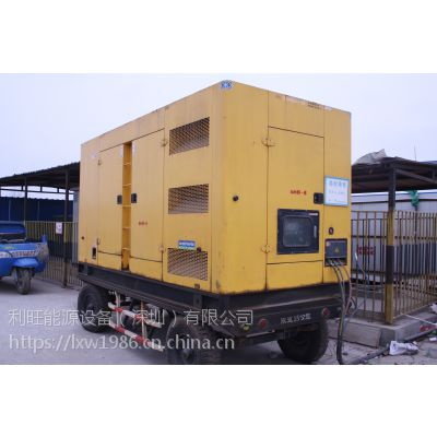 肃北蒙古族自治县求购两台1200kw千瓦柴油发电机组(视频)