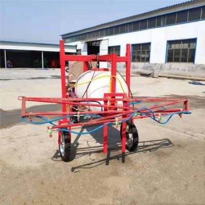 供应三轮自走式喷雾器 果葡萄打药机 汽油高压喷雾机