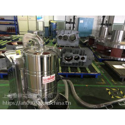 上海工业吸尘设备 车间吸泡沫铁屑吸尘器威德尔WX100/75