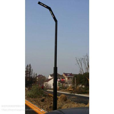 供应市电灯杆 保定利微灯杆生产厂家