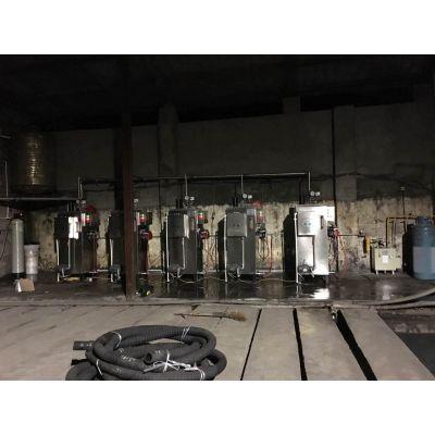 旭恩专用50KG燃天然气蒸汽发生器供应