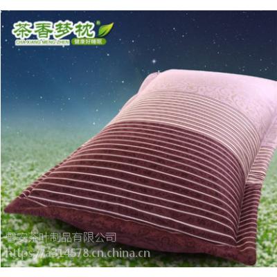 成人睡眠枕 棉布 茶叶+荞麦壳 家装版