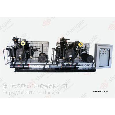 尚爱超高压空压机2-80SH双机头系列 15-35MPA,30KW高压机