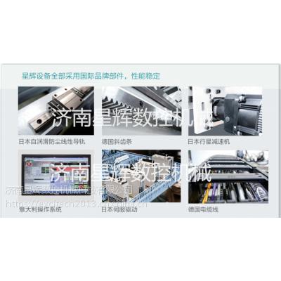 星辉无人化工厂设备 板式家具开料机