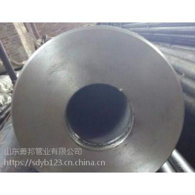 450×205【圆钢掏孔管】超厚壁钢管生产加工