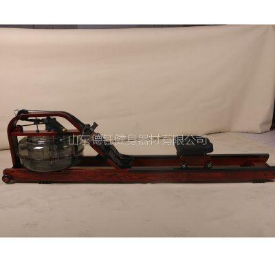 水阻划船器是一种提高身体综合能力的有氧力量器械
