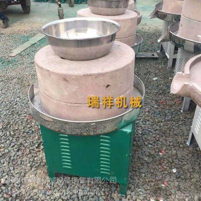 石磨香油机多少钱一台?瑞腾香油石磨-芝麻酱香油石磨价格