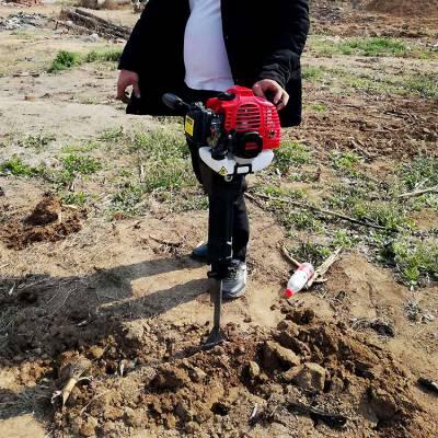 大功率铲式起树机 果园带土球起苗机 大马力汽油挖树机