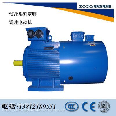 Y2VP系列变频调速三相异步电动机ZODA中达电机
