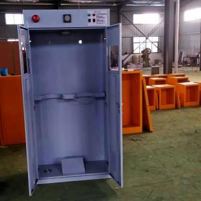 欧胜诺现货供应雄安新区气瓶柜、天津智能报警气瓶柜、保定实验室钢瓶柜