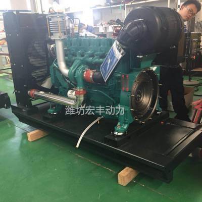 机组厂家150千瓦发电机 潍柴动力原厂WP10D200E200柴油发动机