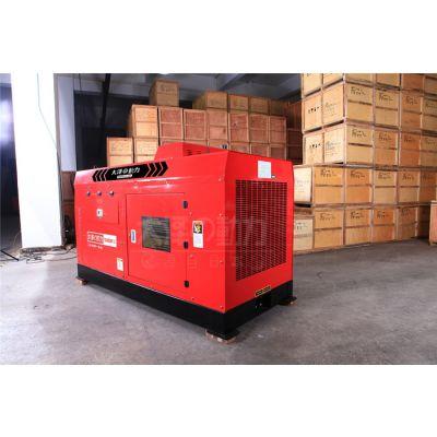 500A静音柴油发电电焊机价格