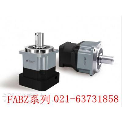 FABZ060-10-P2/马达精密行星齿轮减速机