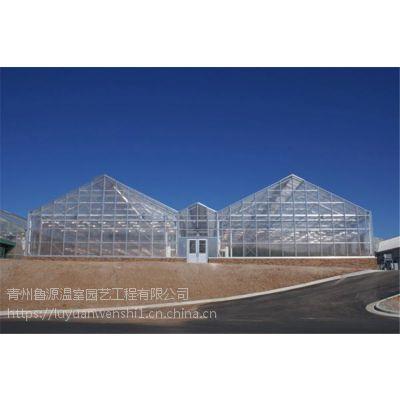 内蒙古 蔬菜连栋玻璃温室大棚 承接全国业务