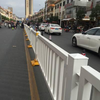 佛山人行道防护栏价格 市政护栏种类 云浮京式护栏现货