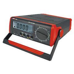 供应UT801便携台式、交直流供电二用数字万用表