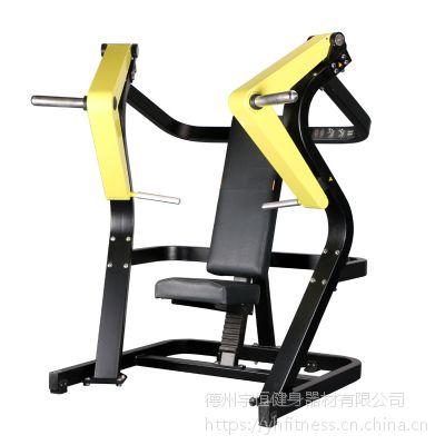 宇恒所有大黄蜂系列 双向推胸 上斜 下斜推胸 划船 后抬腿 平行拉背 健身房商用健身器材
