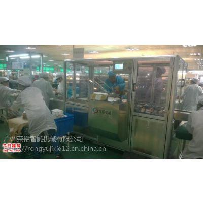 供应药品装盒机,药品自动装盒机价格,药瓶连线形装盒机图片荣裕厂家批发采购