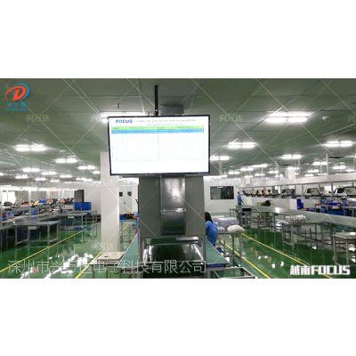 兴万达科技/sop电子看板/ 精密机械Ewi系统/液晶触屏生产看板/上门展示/来电咨询/批发价