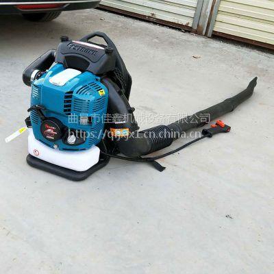 吹吸两用汽油清理机 汽油吹雪机图片 佳鑫背负式吹树叶机